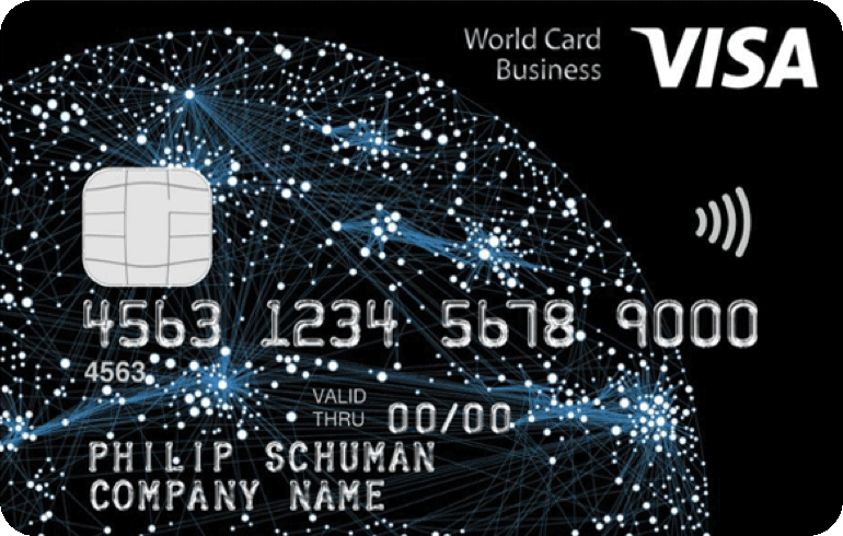 World card bussiness